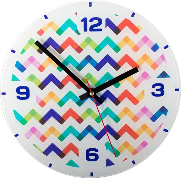 Настенные часы Дубравия Узор 4