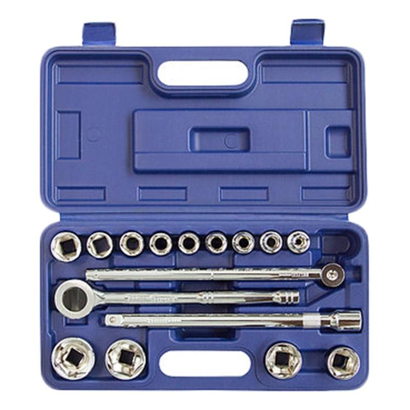 Набор инструментов HELFER HF000002 (16 предметов) helfer набор helfer comfort 56 предметов 1 2 1 4 [hf000013]