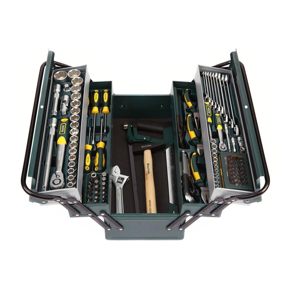 Набор инструментов KRAFTOOL 27978-H131 цена