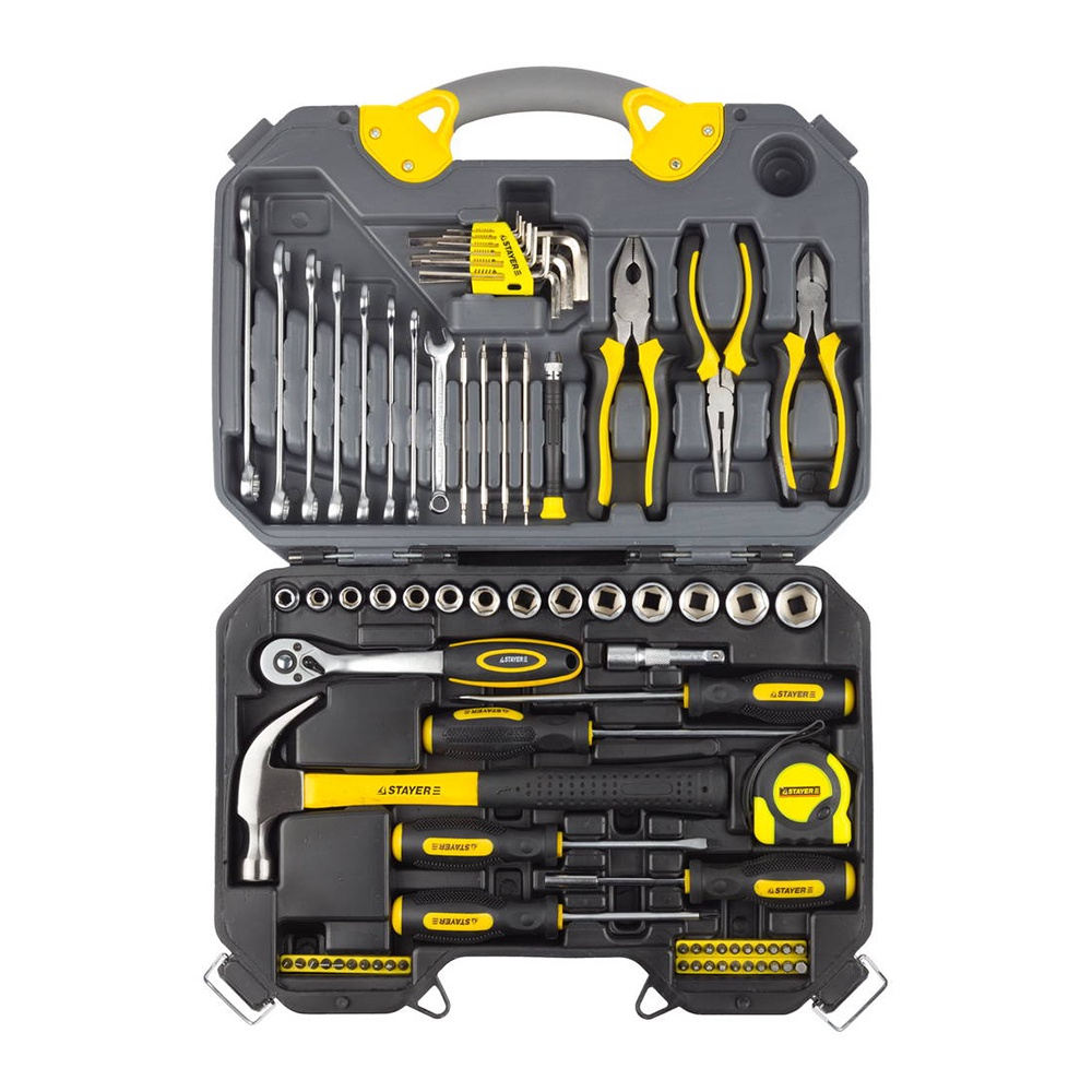 Набор инструментов STAYER 27710-H78 набор инструментов stayer profi 27710 h26