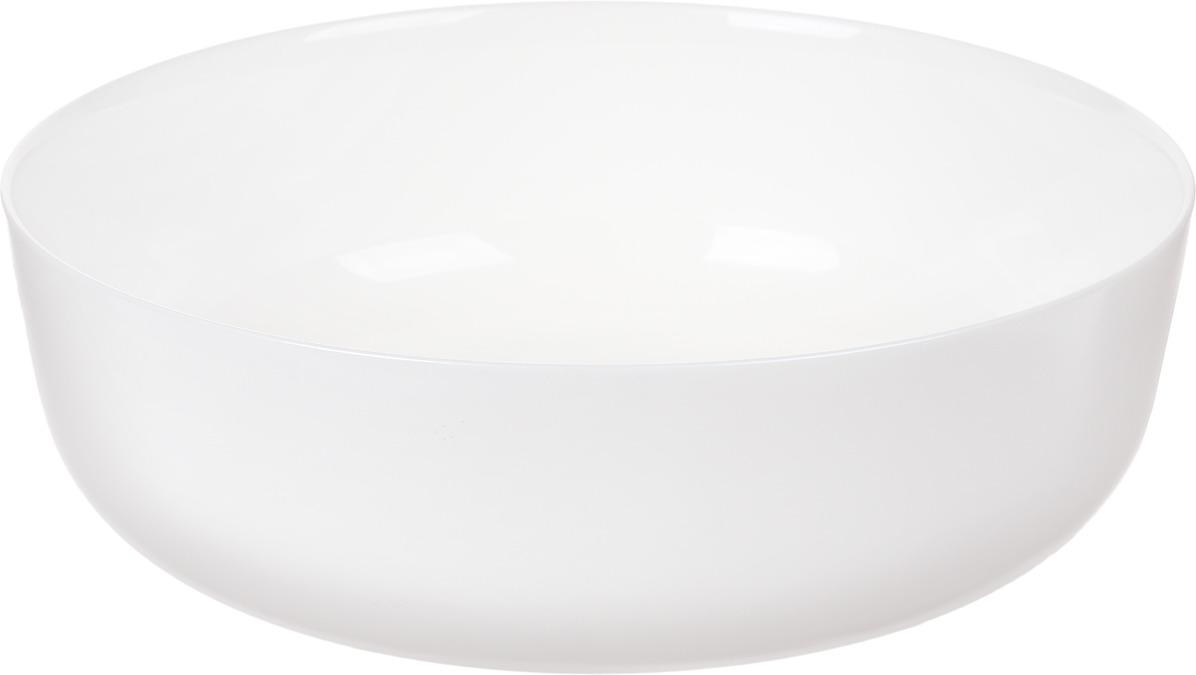 Блюдо Luminarc Дивали, N3273, белый, диаметр 22 смN3273