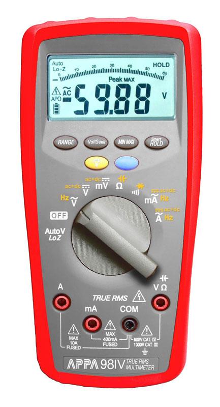 Мультиметр APPA APPA 98IV