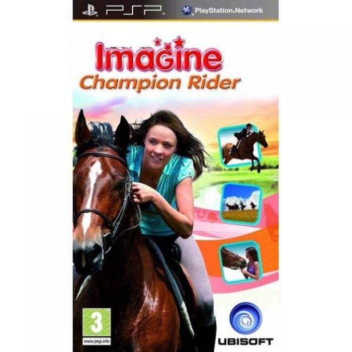 Imagine: Champion Rider (PSP)