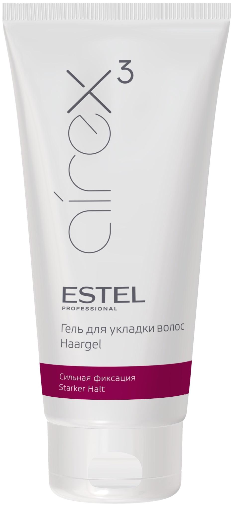 Гель для волос ESTEL PROFESSIONAL AIREX сильной фиксации haargel 200 мл