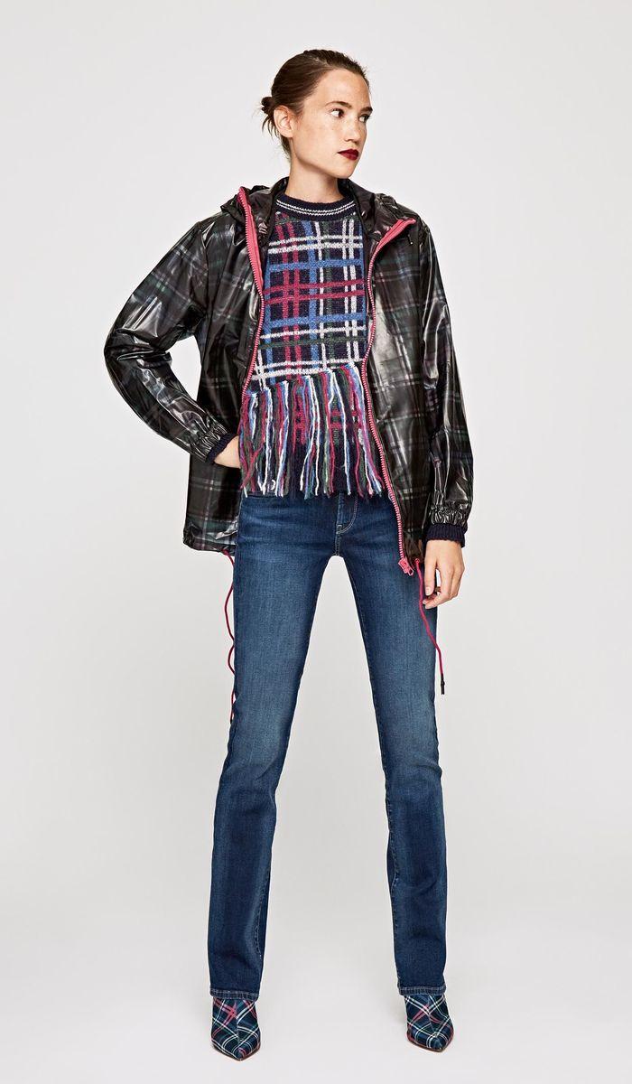 Ветровка Pepe Jeans ветровка женская pepe jeans цвет синий 097 pl401580 0aa размер l 46
