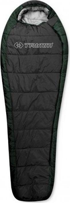 Спальный мешок Trimm Trekking Arktis, правосторонняя молния, зеленый, 195 см44145Температурная шкала сертифицирована согласно европейскому стандарту EN 13537.Технические характеристики:Спальник с возможностью парного соединенияКомпрессионный мешок, размеры в свободном состоянии: 25 x 42 смКомпрессионный мешок, размеры в сжатом состоянии: 25 x 30 смШирина в верхней части (в плечах): 85 смШирина в нижней части (в ногах): 58 смНаполнитель: Hollowfibre 4Вес: 2 000 гр.Материалы и технологии:Внутренний материал: 100% полиэстер pongeeВнешний материал: нейлон с водоотталкивающим покрытием DWR (durable water repellent)Утепляющий слой: 400 г/м2 (2 слоя по 200 г/м2)