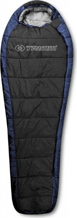 Спальный мешок Trimm Trekking Arktis, правосторонняя молния, синий, 185 см сандра браун серия наслаждение комплект из 3 книг