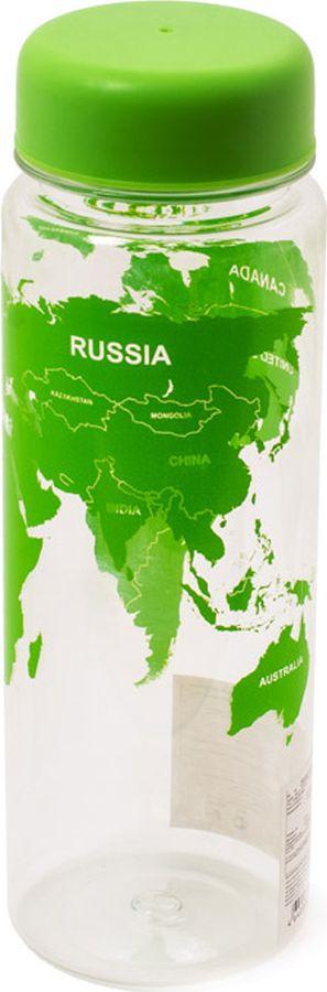 Бутылка для воды Magic Home, 79045, зеленый, 500 мл