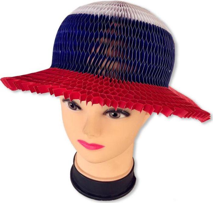 Шляпа маскарадная Magic Home Сделай сам Триколор, 75949, мультиколор чапман дж сделай сам оживляем библейские сюжеты
