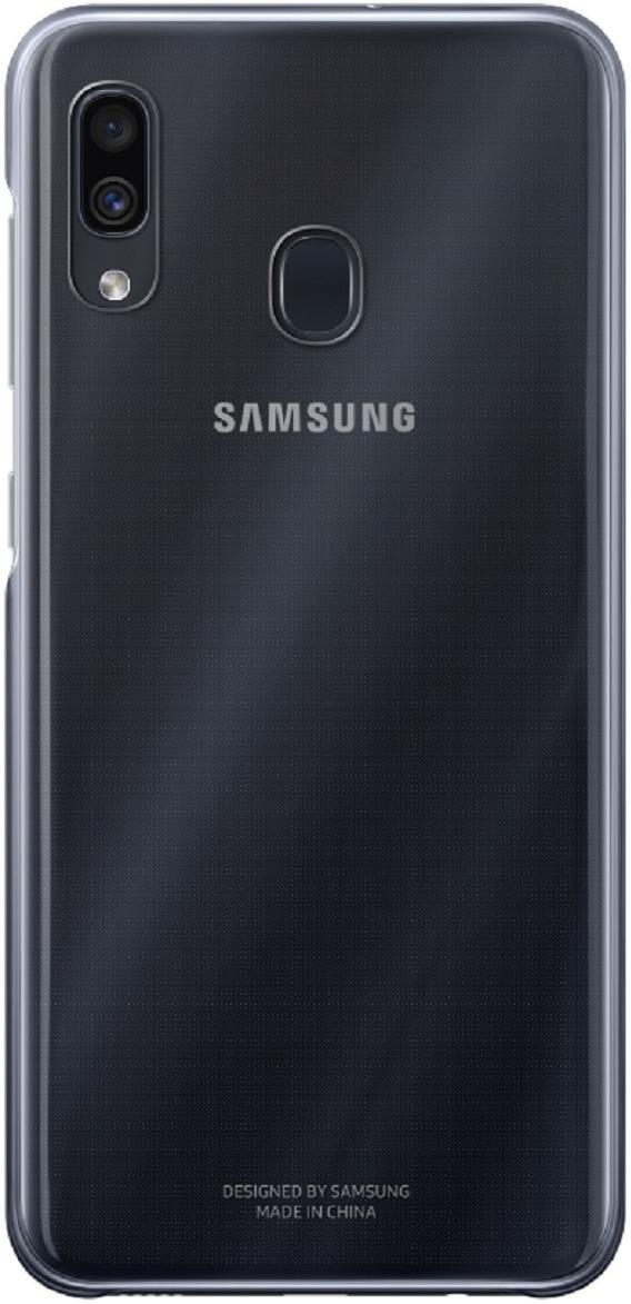 Чехол Samsung GradationCover A305 для Samsung Galaxy A30, черный