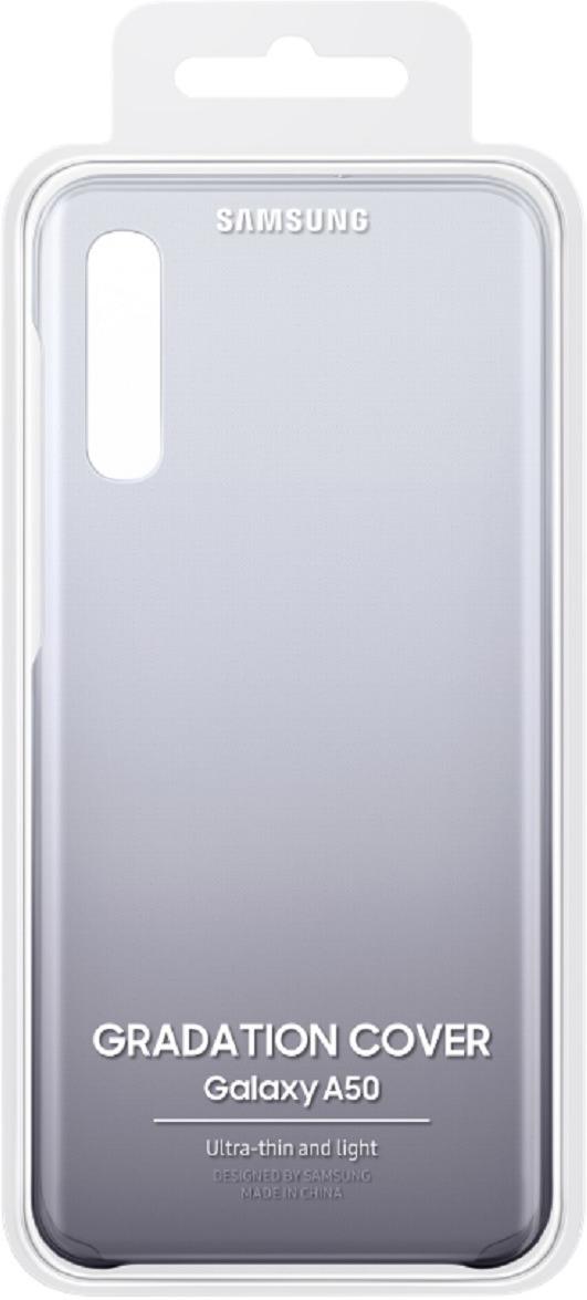 Чехол Samsung GradationCover A505 для Samsung Galaxy A50, черный