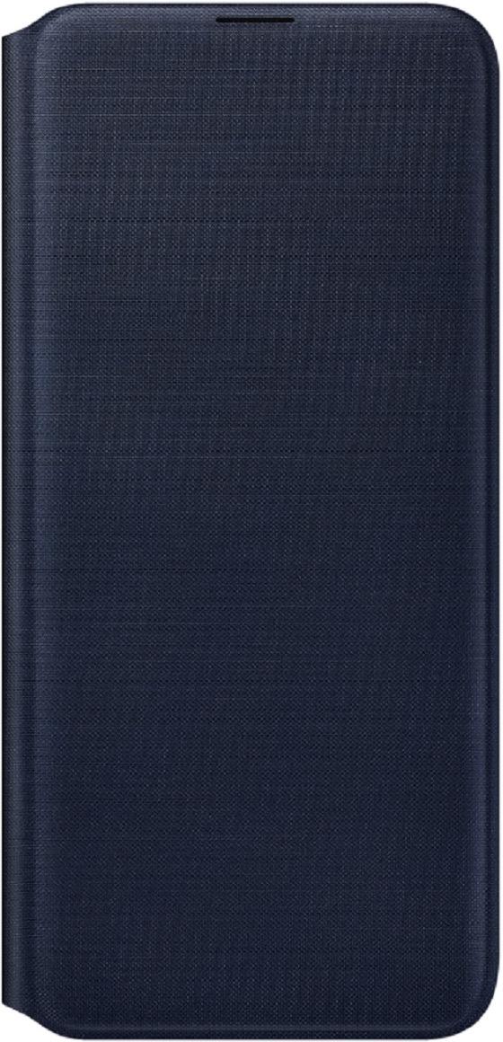 Чехол Samsung WalletCover A205 для Samsung Galaxy A20, черный