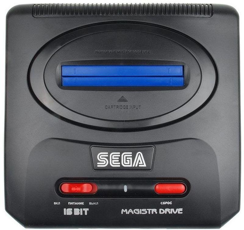 Игровая приставка Sega Magistr Drive 2 160 игр sega