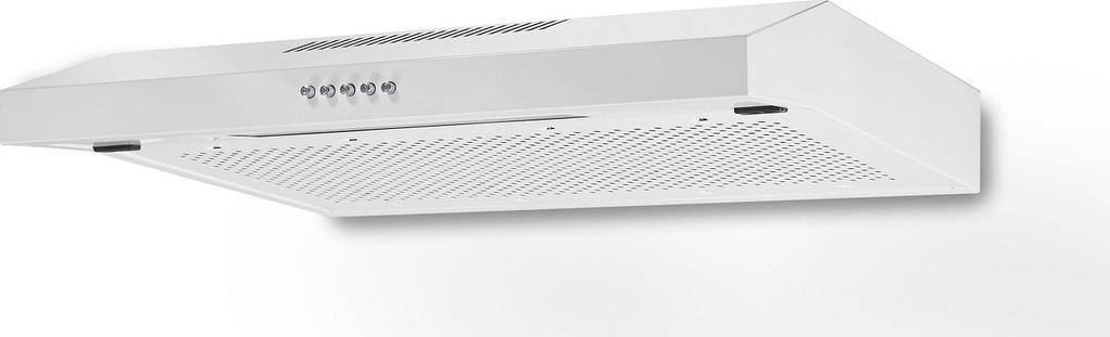 Вытяжка козырьковая Lex S 600, белый