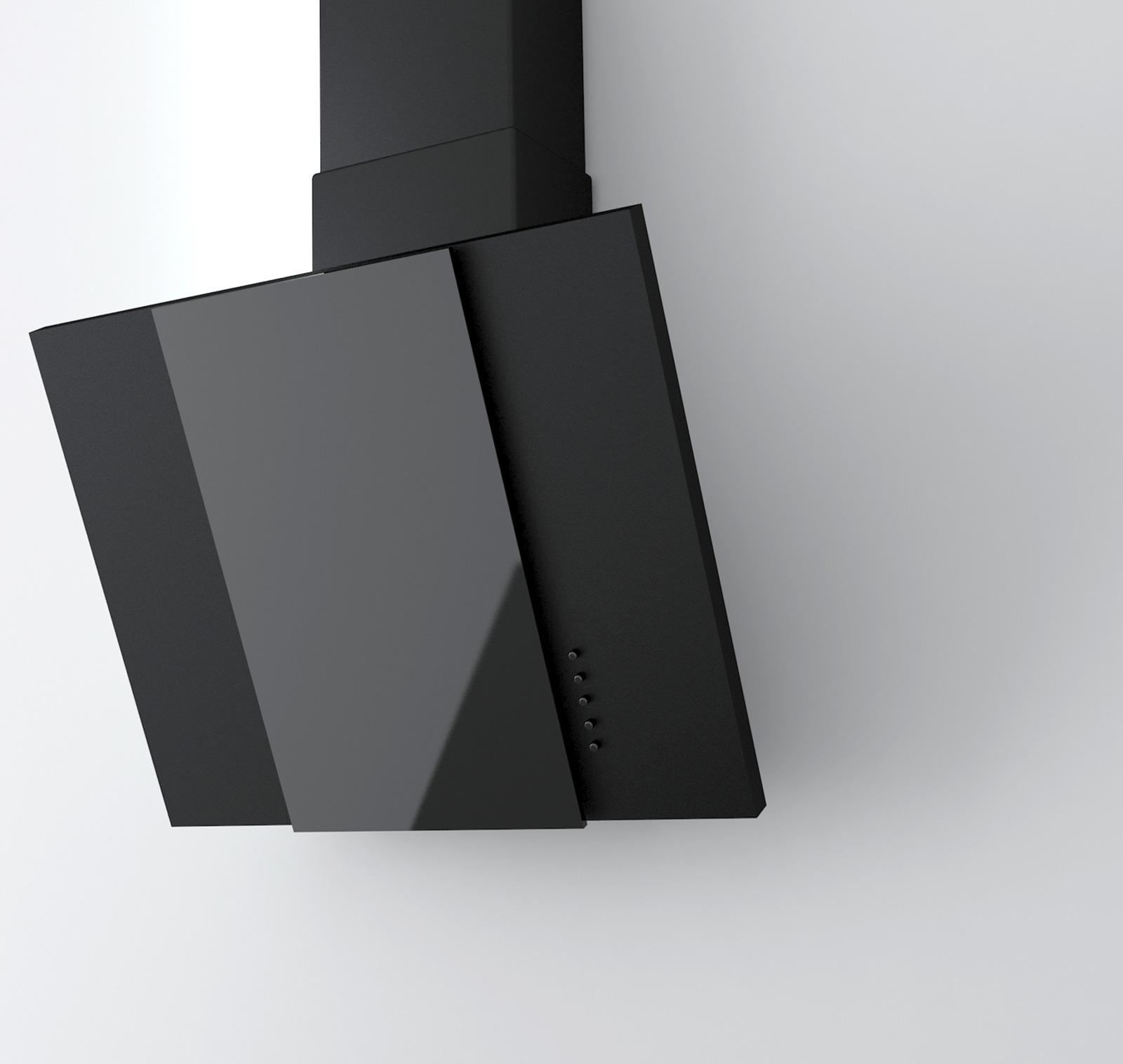 Вытяжка каминная Lex ORI 600, черный вытяжка lex vintage 600 ivory