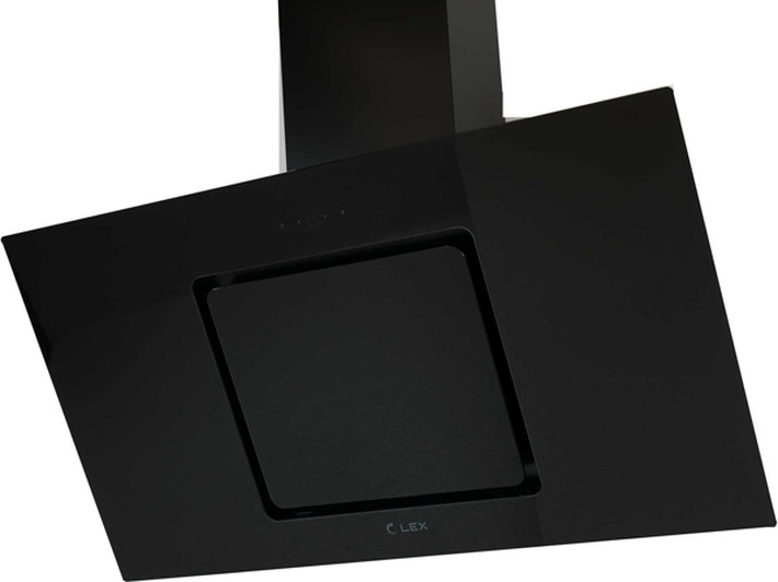 Вытяжка каминная Lex Luna 900, черный