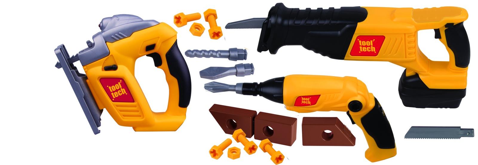Сюжетно-ролевые игрушки Red Box Toy Factory Ltd. 65182 черный, желтый