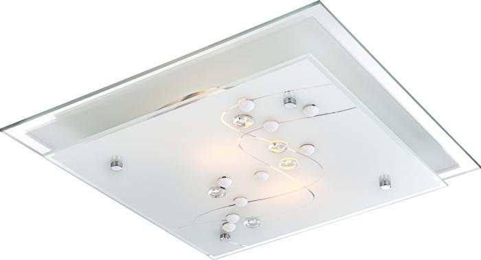 Настенно-потолочный светильник Globo New 48092-2, E27, 60 Вт потолочный светильник globo marie i 48161 2