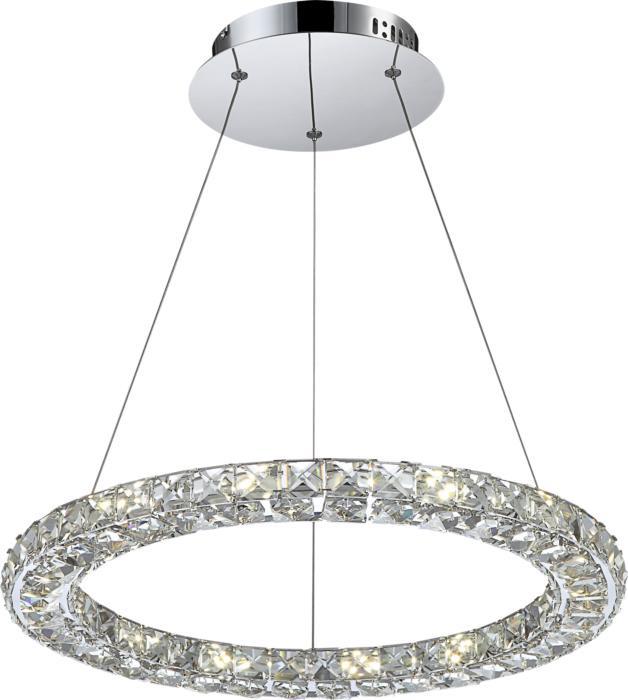 Подвесной светильник Globo New 67037-24, LED, 24 Вт настенный светодиодный светильник globo marilyn i 67037 44