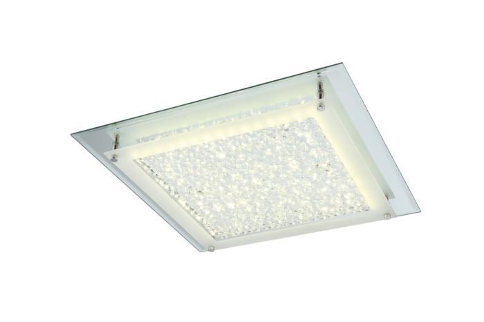 Потолочный светильник Globo New 49302, LED, 18 Вт потолочный светильник globo new 0307w