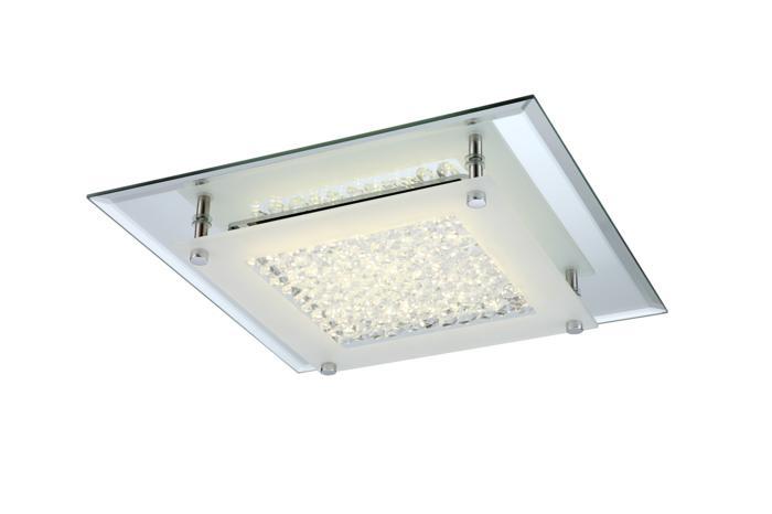 Потолочный светильник Globo New 49301, LED, 17 Вт потолочный светильник globo new 0307w