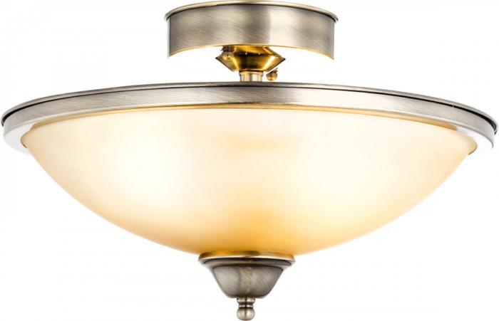 Потолочный светильник Globo New 6905-2D, бронза потолочный светильник globo sassari 6905 2d