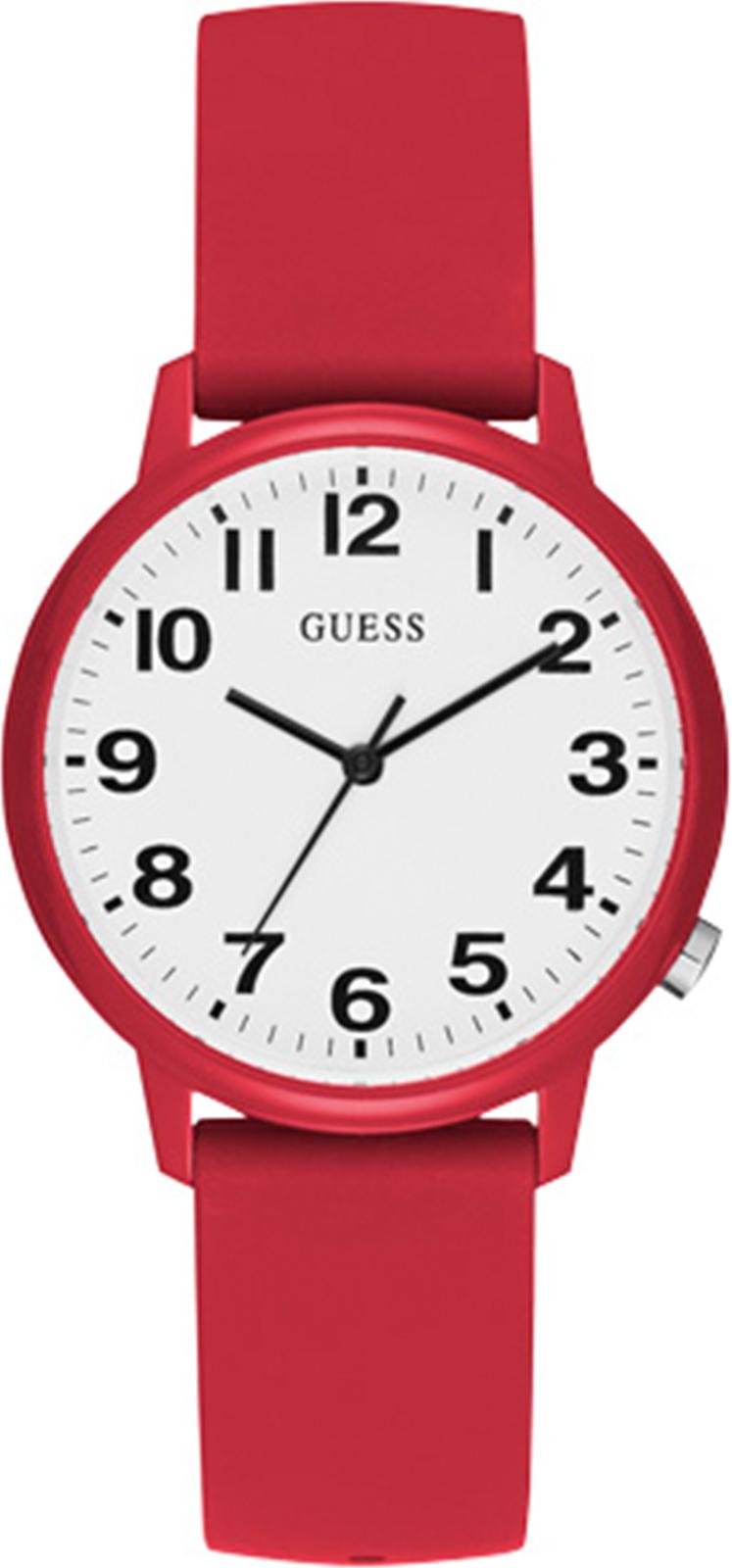 Часы Guess Originals Beverly, красный цена