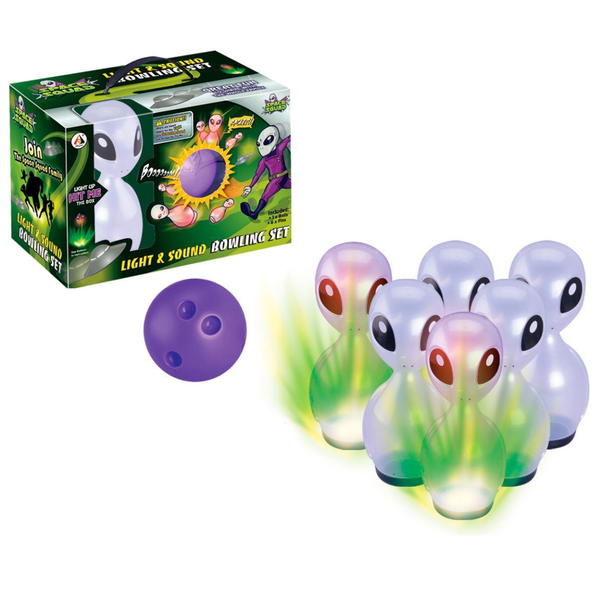 Игровой набор Space Squad AJ003AS игра набор для боулинга 6 кеглей и 1 шар в коробке 15 01842 8816d7