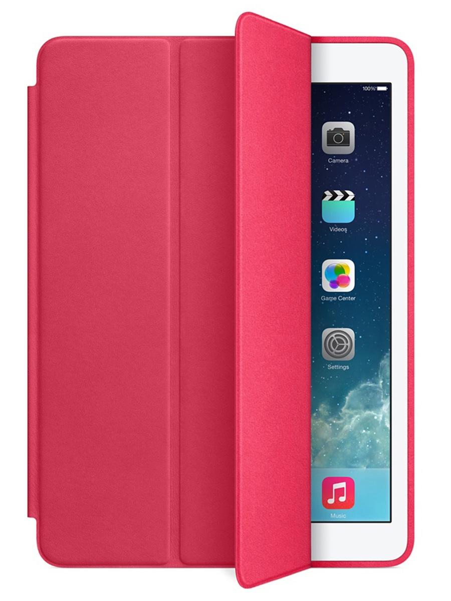 Чехол для планшета YOHO IPad mini; IPad mini 2; IPad mini 3, темно-розовый чехол continent ip 39wt для ipad 2 ipad 3 белый