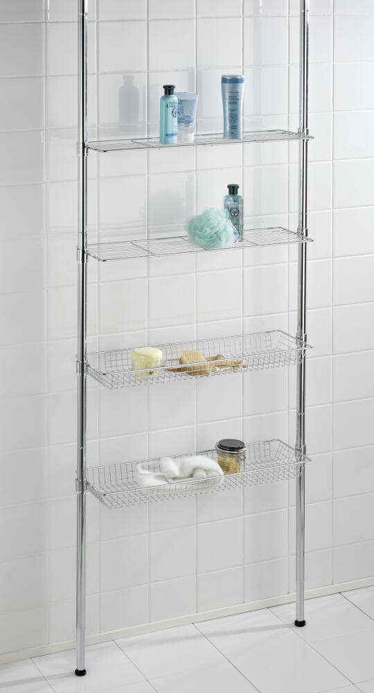 этажерка настенная хит декор классик 04473 Полка для ванной комнаты ХИТ - декор 04699