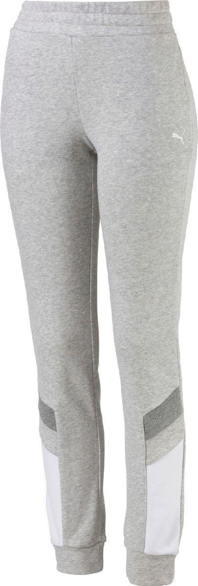 Брюки PUMA Athletics Sweat Pants брюки мужские puma ess sweat pants tr op цвет серый 838373031 размер xxl 52 54