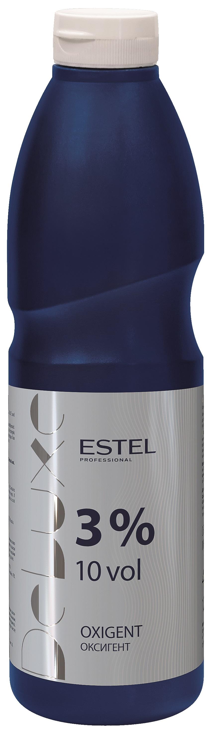 Окислитель ESTEL PROFESSIONAL оксигент DE LUXE 3 процента 900 мл
