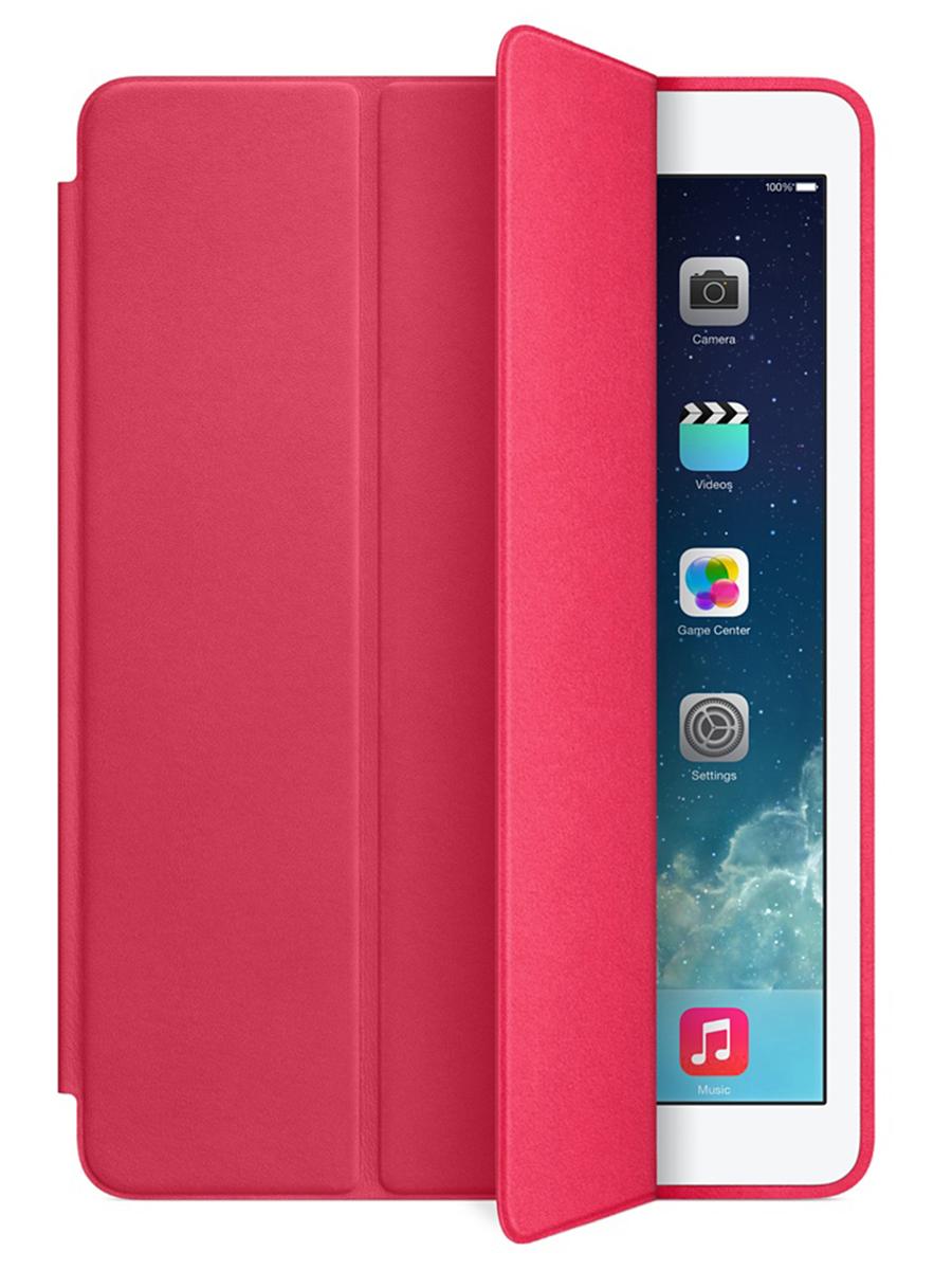 Чехол для планшета YOHO iPad Air 2, темно-розовый