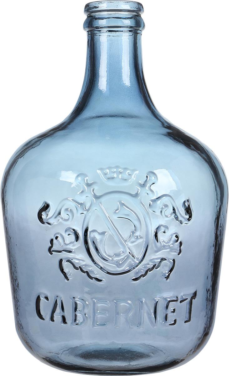 Декоративная бутылка Lefard, 600-605, прозрачный, 27 х 27 х 42 см бутыль декоративная engard высота 15 см