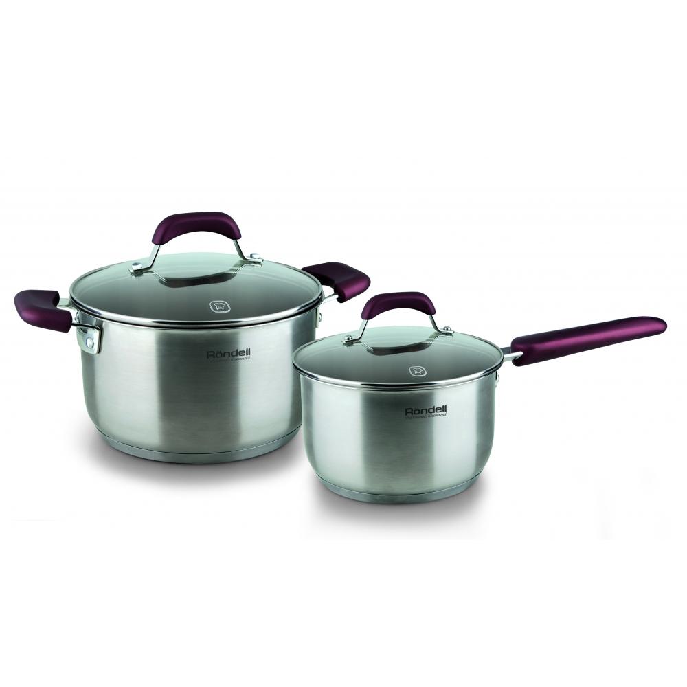 Набор посуды для приготовления Rondell RDS-821 rondell набор посуды balance 8 пр rds 756 rondell
