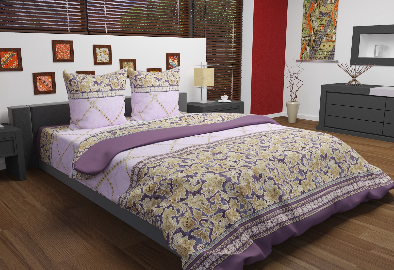 Комплект постельного белья Текстильная лавка Бархат комплект постельного белья унисон бархат