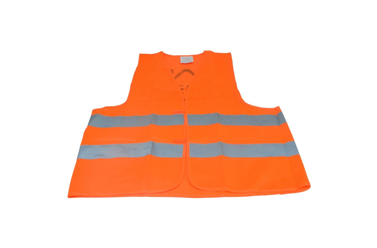 цены на Аварийный набор CRAUFT Жилет сигнальный GHILETSKY, оранжевый  в интернет-магазинах