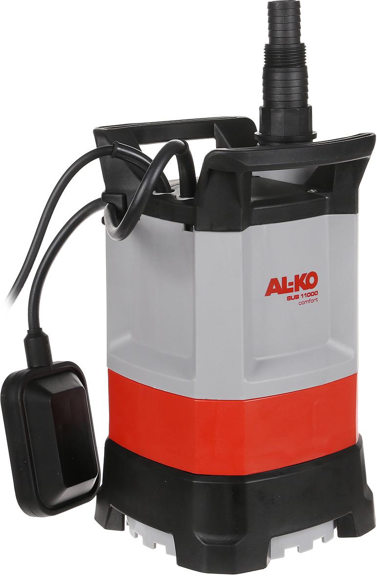 цена на Погружной насос для чистой воды AL-KO SUB 11000 Comfort, 113508, серый, черный, красный