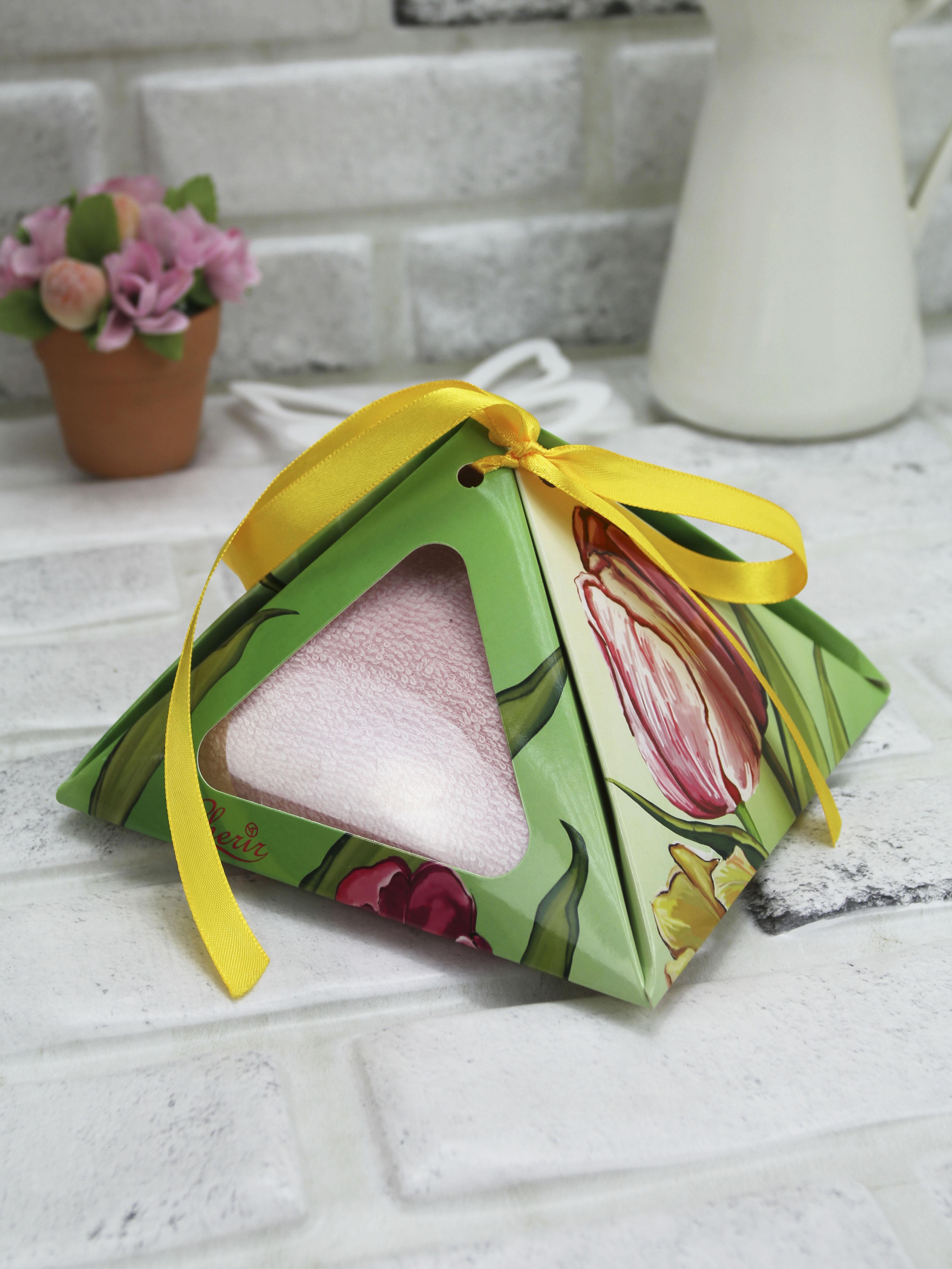 Набор кухонных полотенец Cherir Для любимой, Хлопок набор кухонных полотенец cherir груша 45 70 см 2 предмета