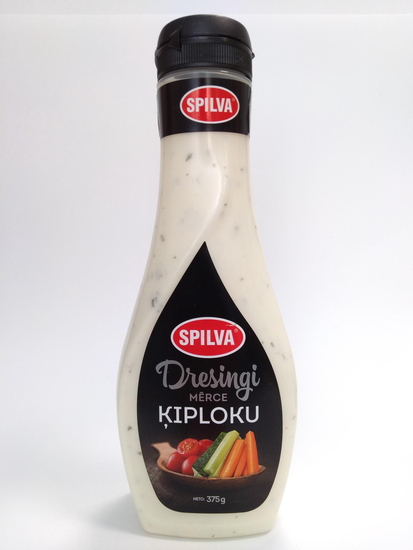 Соус Spilva чесночный соус чесночный