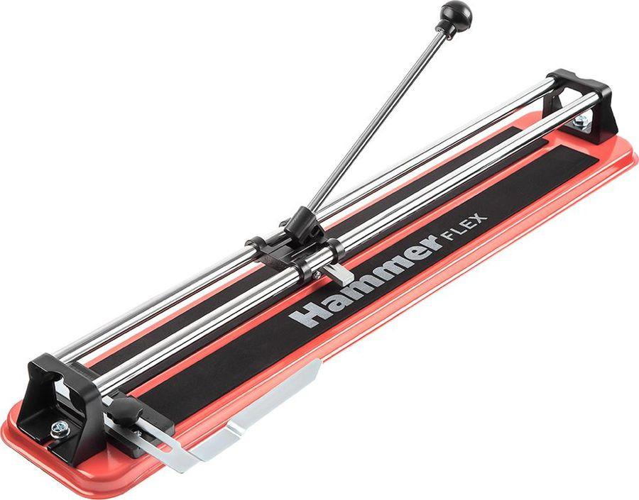 Плиткорез ручной Hammer Flex, 601-061, красный, черный ключ разводной hammer flex 601 038 300 мм диаметр 35 мм crv