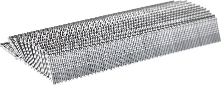 Гвозди для строительного степлера Wester NT5040, 826-013, серый, 15 мм, 2500 шт гвозди для пневмостеплера wester 826 002