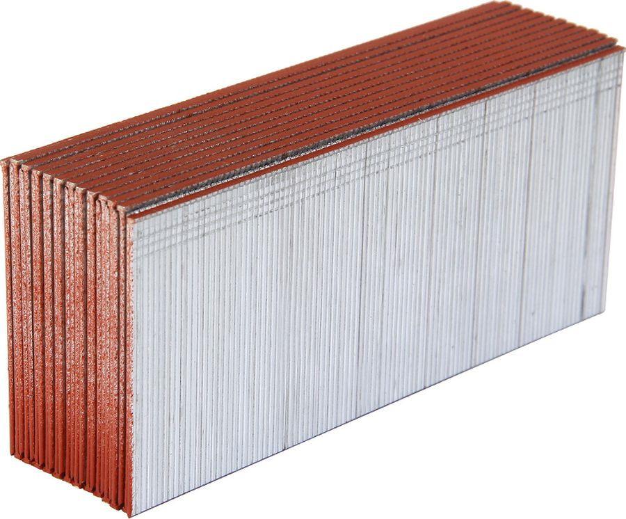 Гвозди для строительного степлера Wester NT5040, 826-003, серый, 50 мм, 2500 шт гвозди для пневмостеплера wester 826 002