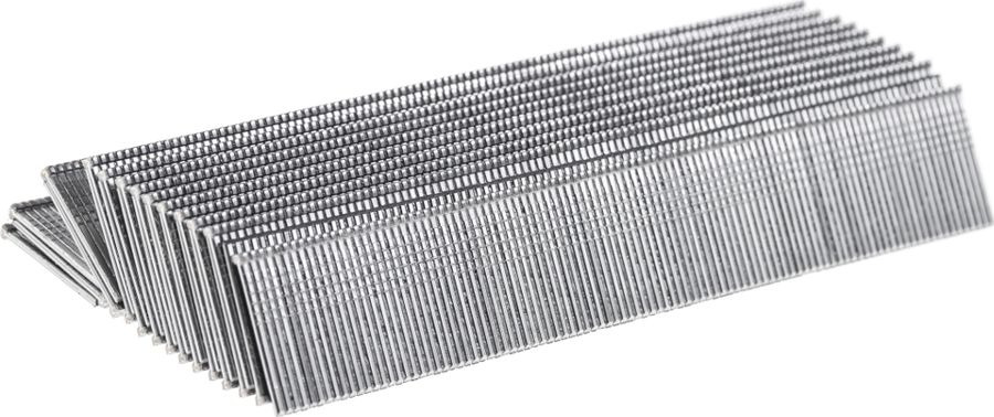 Гвозди для строительного степлера Wester NT5040, 826-014, серый, 20 мм, 2500 шт зубило пика 826 007 для отбойного молотка wester mh10 5шт