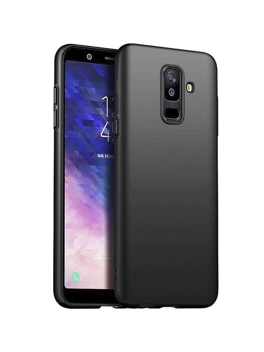 Чехол для сотового телефона YOHO Samsung J8 (2018), черный