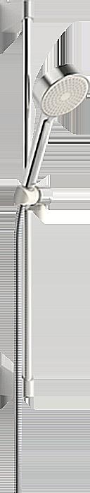 Душевой комплект Oras Apollo 547, серебристый