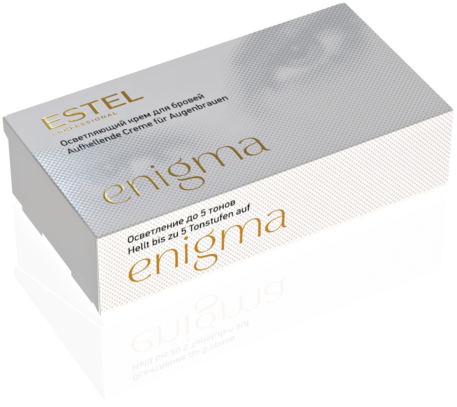 Осветлитель для волос ESTEL PROFESSIONAL ENIGMA комплект для осветления бровей и ресниц 20+30 мл