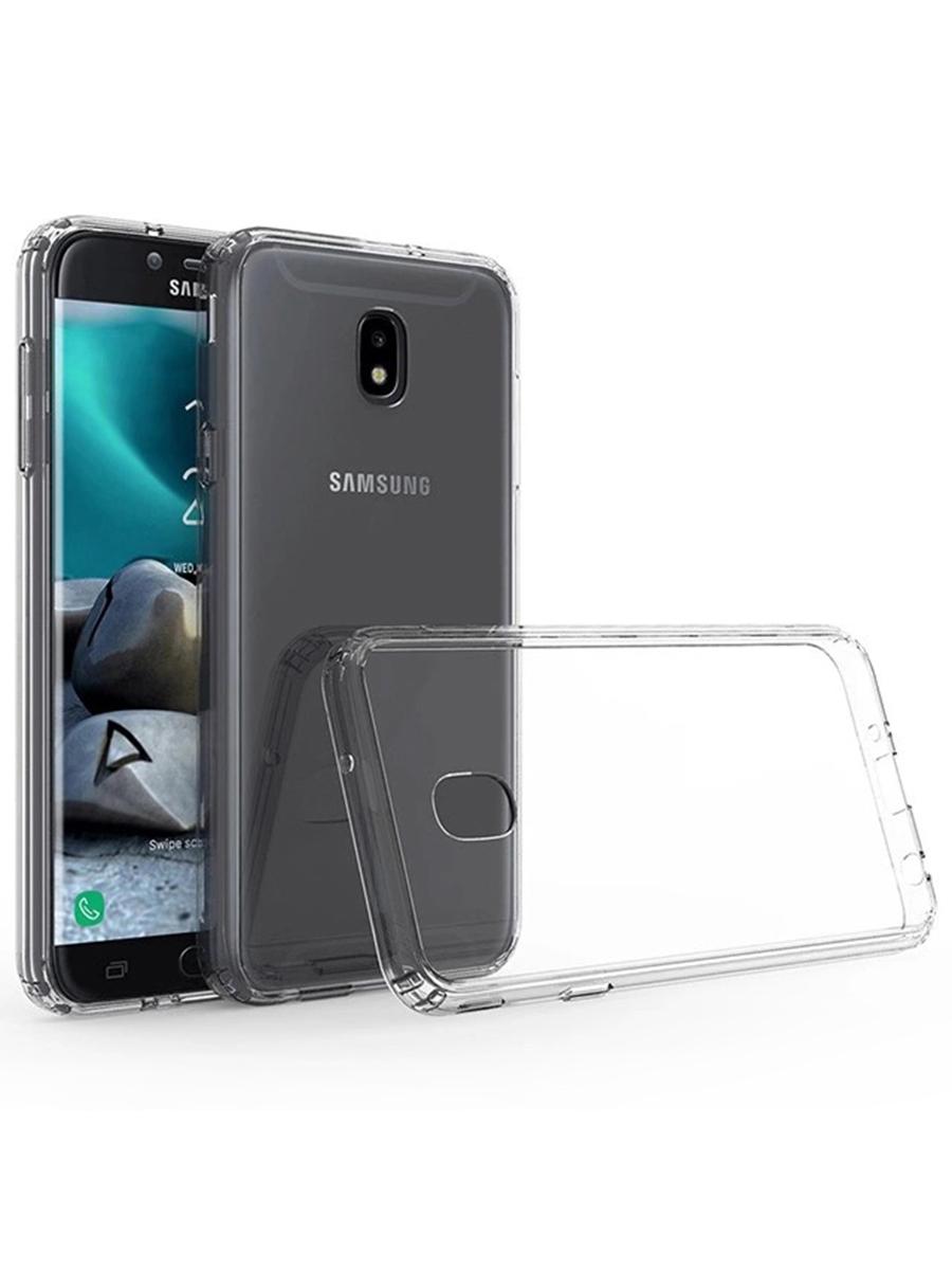Чехол для сотового телефона YOHO Samsung J4 (2018), прозрачный чехол клип кейс df scase 74 для samsung galaxy a10 прозрачный
