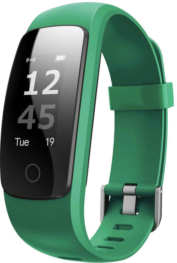 Фитнес-браслет Lime 117HR, зеленый стоимость