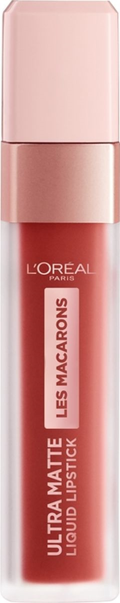 Ультрастойкая губная помада L'Oreal Paris Infaillible Les Macarons, оттенок 834, Infinite Sp, 8 мл
